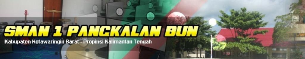 Website SMA Negeri -  1 Pangkalan Bun